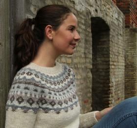 Пуловер Кристина - Фото 1