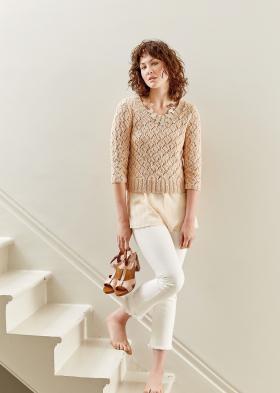 Пуловер Сатли