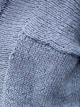 Кардиган с укороченными рукавами - Фото 1