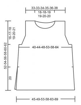 Топ Малибу - Схема 1