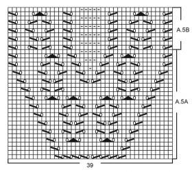 Туника Белый жемчуг - Схема 4
