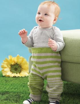 Полосатые штанишки