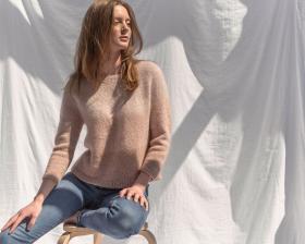 Пуловер Вельвет - Фото 1