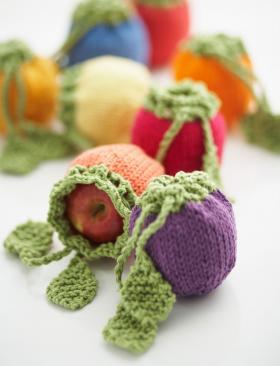 Мешочки для фруктов - Фото 1