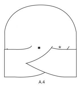 Шапка Гарбо - Схема 2