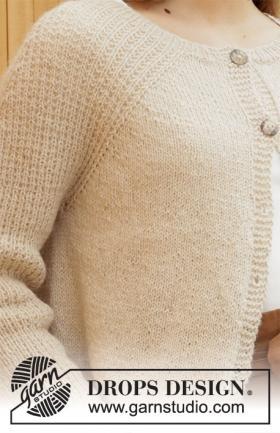 Кардиган Белая мгла - Фото 1
