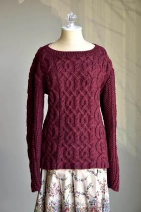 Пуловер Валентина