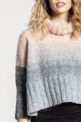 Пуловер Невесомый - Фото 1