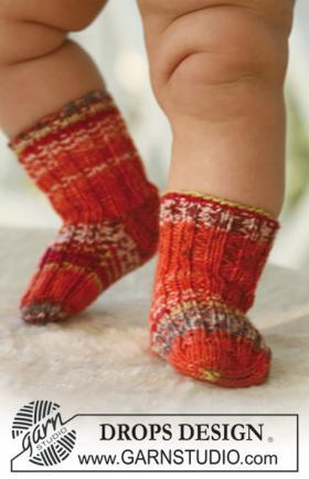 Носки маленькие ножки