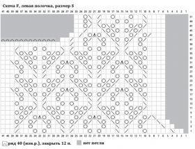Жакет Баллада - Схема 5