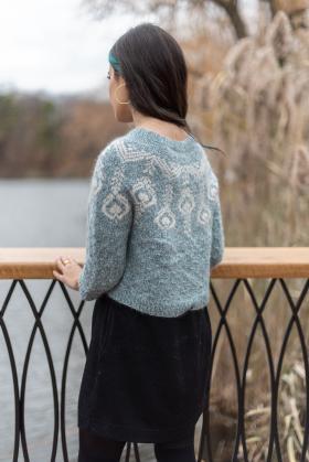 Пуловер Кокоро - Фото 2