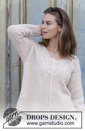 Пуловер В точку - Фото 1