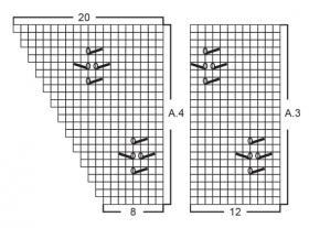 Джемпер Побережье - Схема 2