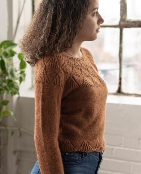 Пуловер Мелодия - Фото 1