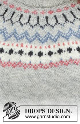Пуловер Мина - Фото 1