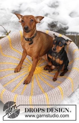 Корзинка для собаки