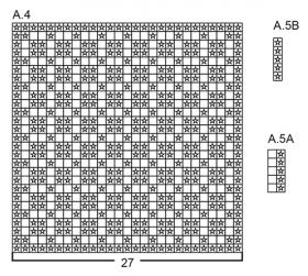 Носки Лофотен - Схема 2