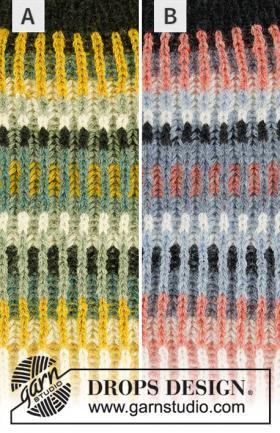 Пуловер Красочная осень - Фото 2