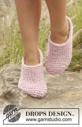 Тапочки розовая дорога