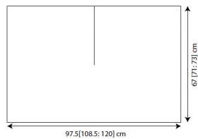 Пончо Тринити - Выкройка 1