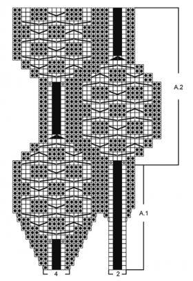 Комплект малина - Схема 1