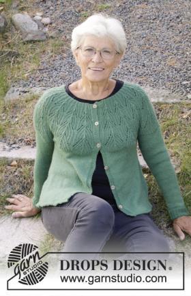 Жакет Зеленое эхо - Фото 1