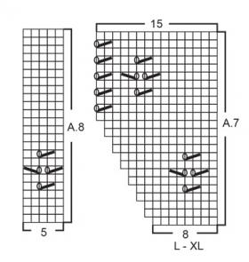 Джемпер Побережье - Схема 4
