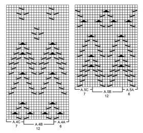 Жакет колибри - Схема 1