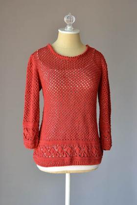 Пуловер Кей