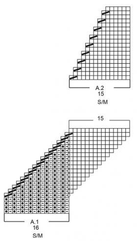 Комплект Белый Амариллис - Схема 1