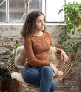 Пуловер Мелодия