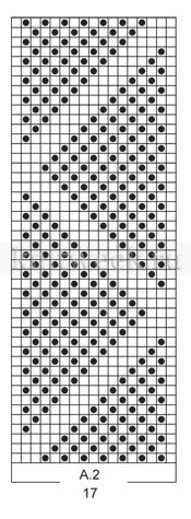 Комплект зимний треугольник - Схема 2