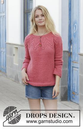Пуловер Теплый вечер