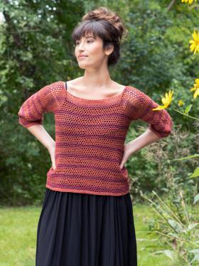 Пуловер Парума