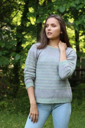 Пуловер Риджлайн - Фото 1