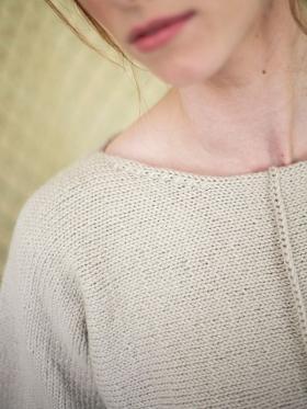 Пуловер Бэй - Фото 1