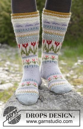 Носки вечная зима