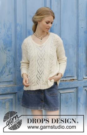 Пуловер Жемчужина