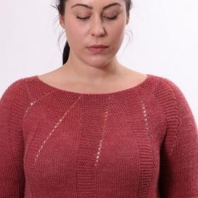 Пуловер Хелен - Фото 3