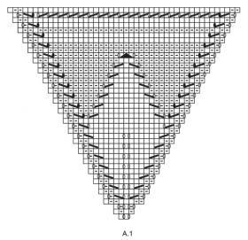 Джемпер легкий шарм - Схема 2