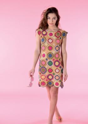 Платье Женственное и уникальное