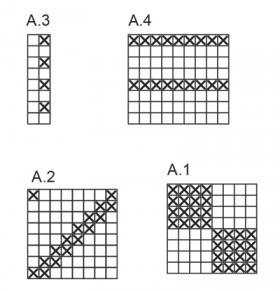 Джемпер Бланшар - Схема 1
