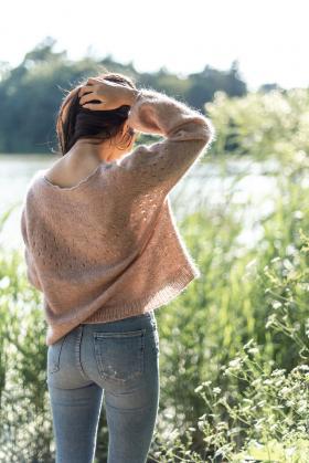 Пуловер Лана