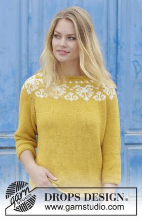 Пуловер Золотое сердце - Фото 1