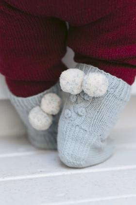 Носки для малыша Снежник