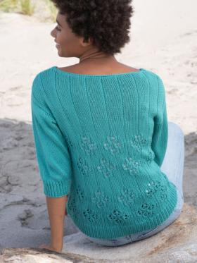 Пуловер Корделия - Фото 1