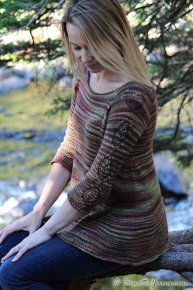 Пуловер У истоков