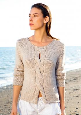 Пуловер Cashseta