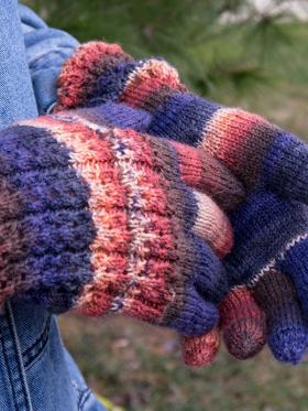 Перчатки Эловен