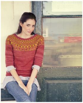 Пуловер Дижон - Фото 1